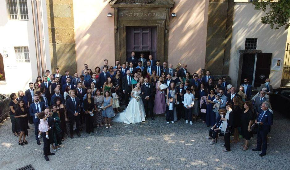 Il matrimonio di Valentina e Alessio a Frascati, Roma