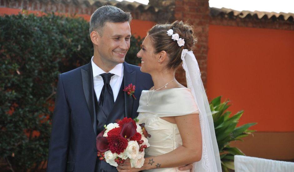 Il matrimonio di Mattia e Mariangela a Robecco sul Naviglio, Milano