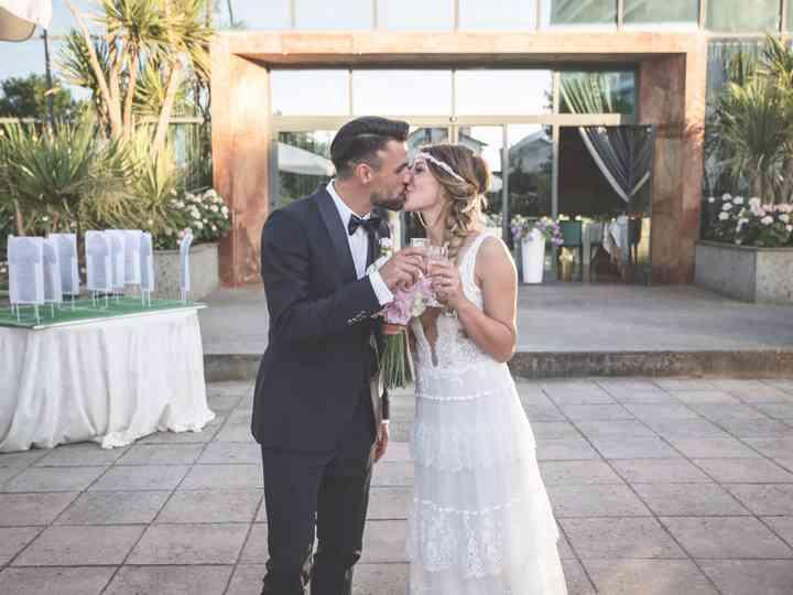 Le nozze di Andrea e Magda