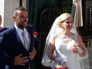 Le nozze di Katia e Gimmi