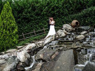 le nozze di Miriam e Stefano 1