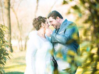 Le nozze di Rosanna e Alberto