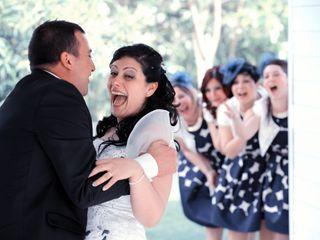 Le nozze di Franca e Nanni