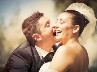 Le nozze di Manuela e Fabio