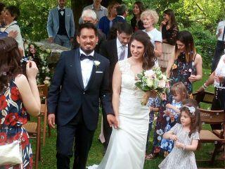 Le nozze di Delia e Andres