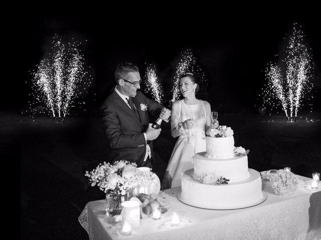 le nozze di Consuelo e Andrea