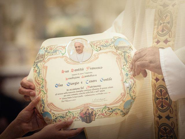 Il matrimonio di Cesare e Elsa a San Cataldo, Caltanissetta 34