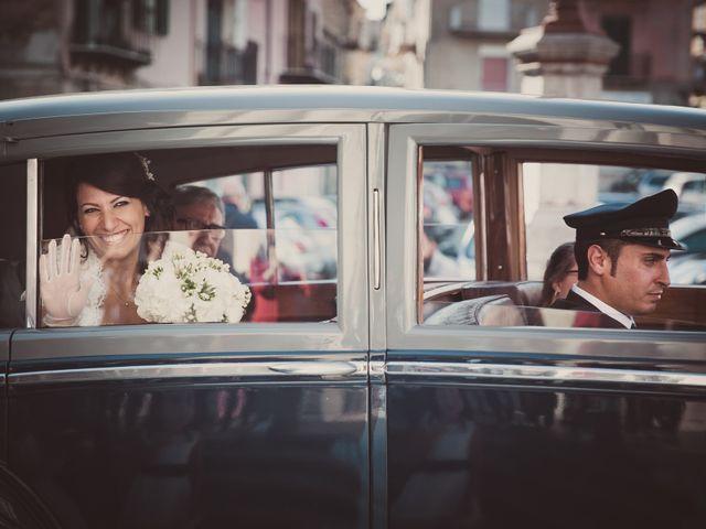 Il matrimonio di Cesare e Elsa a San Cataldo, Caltanissetta 36