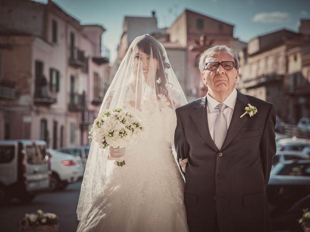 Il matrimonio di Cesare e Elsa a San Cataldo, Caltanissetta 38