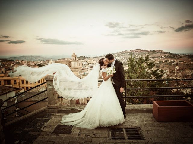 Il matrimonio di Cesare e Elsa a San Cataldo, Caltanissetta 47