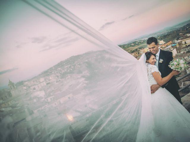 Il matrimonio di Cesare e Elsa a San Cataldo, Caltanissetta 48
