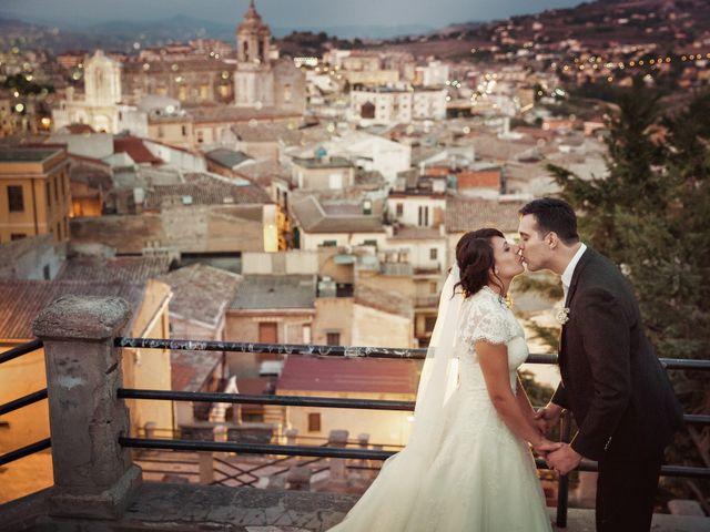 Il matrimonio di Cesare e Elsa a San Cataldo, Caltanissetta 52