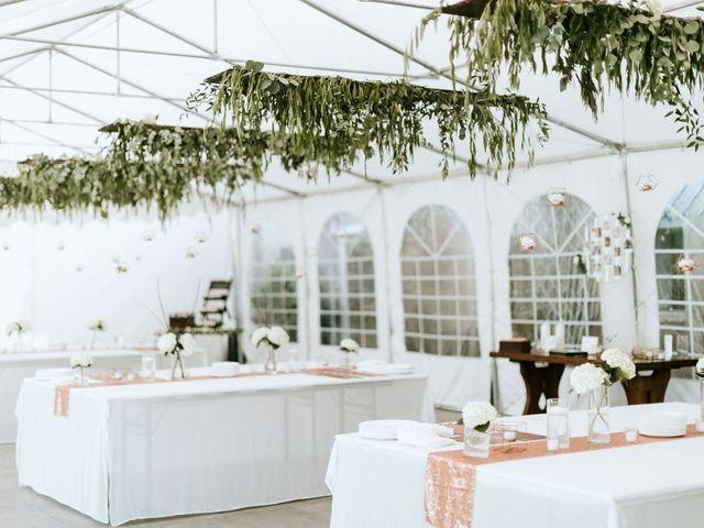 Il matrimonio di Simone e Mariel a Soliera, Modena 1