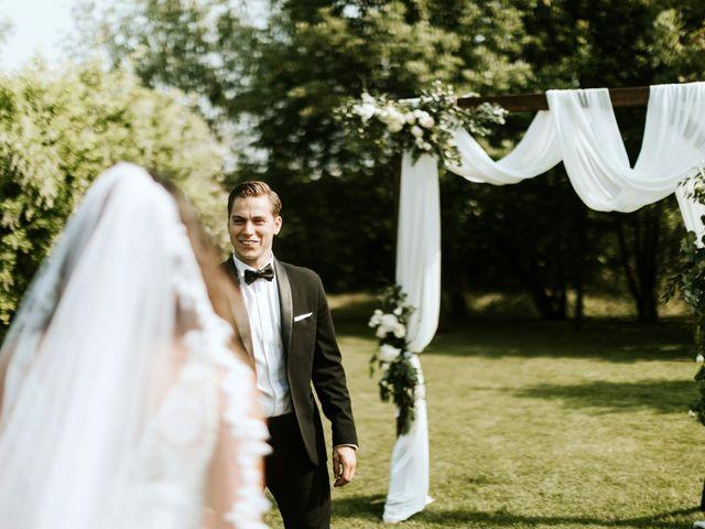 Il matrimonio di Simone e Mariel a Soliera, Modena 19