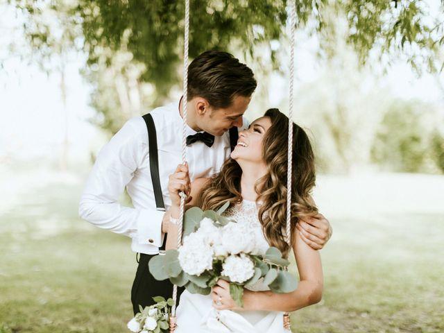 Il matrimonio di Simone e Mariel a Soliera, Modena 27