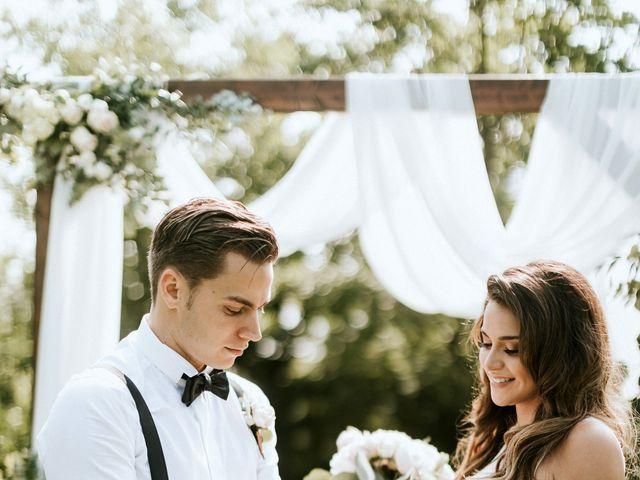 Il matrimonio di Simone e Mariel a Soliera, Modena 53