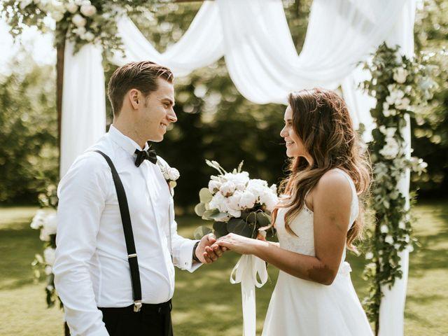 Il matrimonio di Simone e Mariel a Soliera, Modena 55