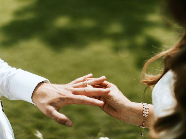 Il matrimonio di Simone e Mariel a Soliera, Modena 56