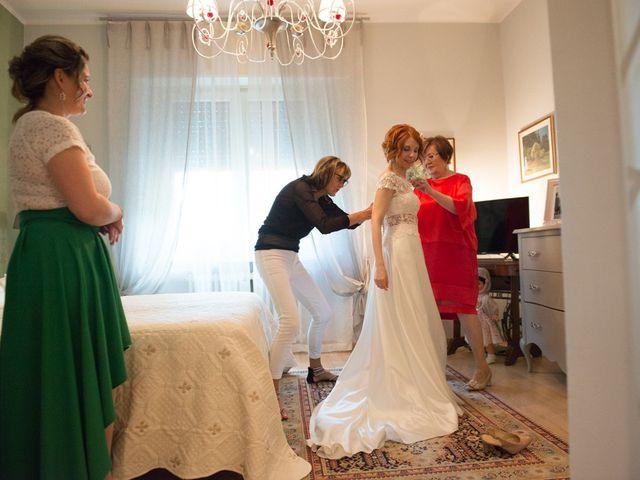 Il matrimonio di Luca e Silvia a Casale Monferrato, Alessandria 1