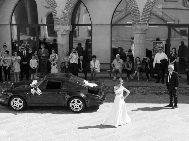 Il matrimonio di Luca e Silvia a Casale Monferrato, Alessandria 8
