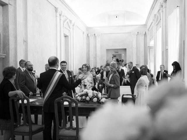 Il matrimonio di Luca e Silvia a Casale Monferrato, Alessandria 9