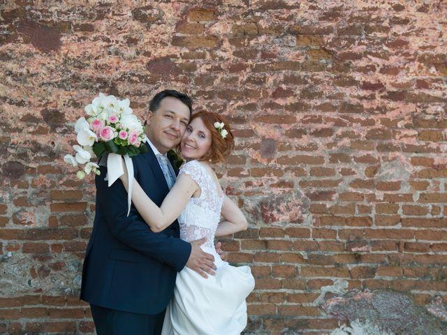 Il matrimonio di Luca e Silvia a Casale Monferrato, Alessandria 11