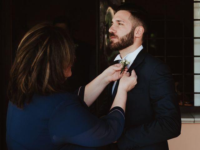 Il matrimonio di Matteo e Sara a Roma, Roma 19