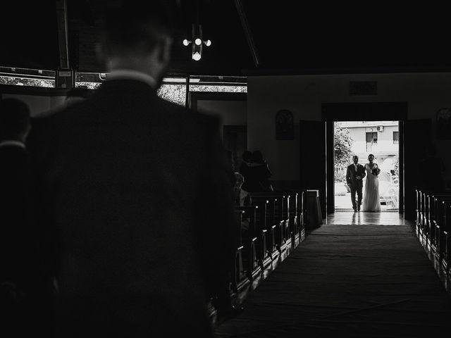 Il matrimonio di Matteo e Sara a Roma, Roma 37