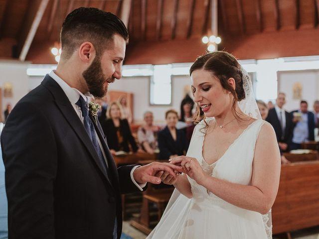 Il matrimonio di Matteo e Sara a Roma, Roma 45