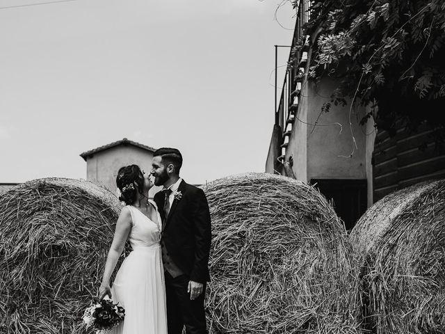 Il matrimonio di Matteo e Sara a Roma, Roma 71