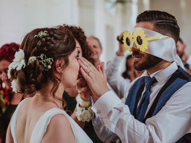 Il matrimonio di Matteo e Sara a Roma, Roma 82
