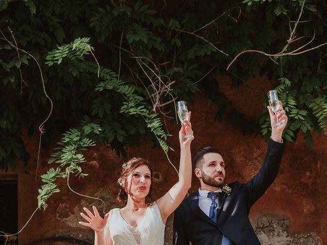 Il matrimonio di Matteo e Sara a Roma, Roma 89