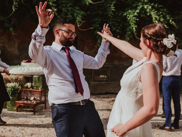 Il matrimonio di Matteo e Sara a Roma, Roma 90