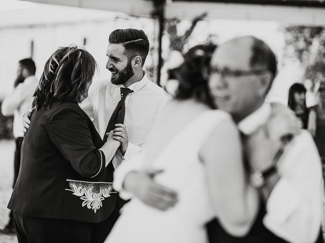 Il matrimonio di Matteo e Sara a Roma, Roma 104