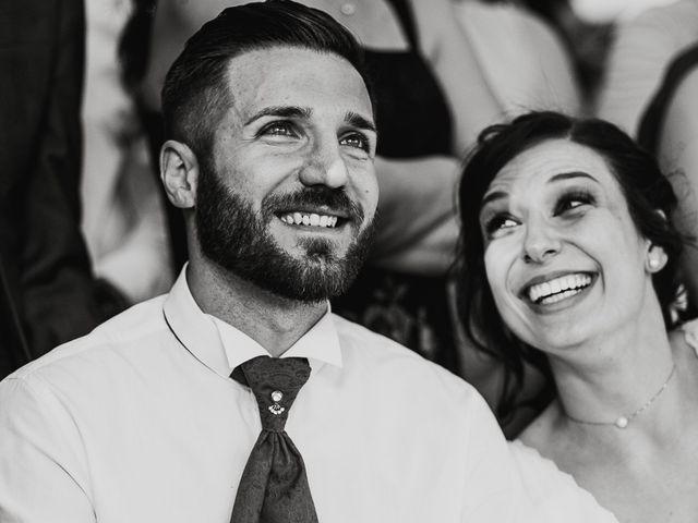 Il matrimonio di Matteo e Sara a Roma, Roma 112