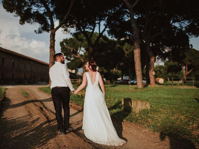 Il matrimonio di Matteo e Sara a Roma, Roma 118
