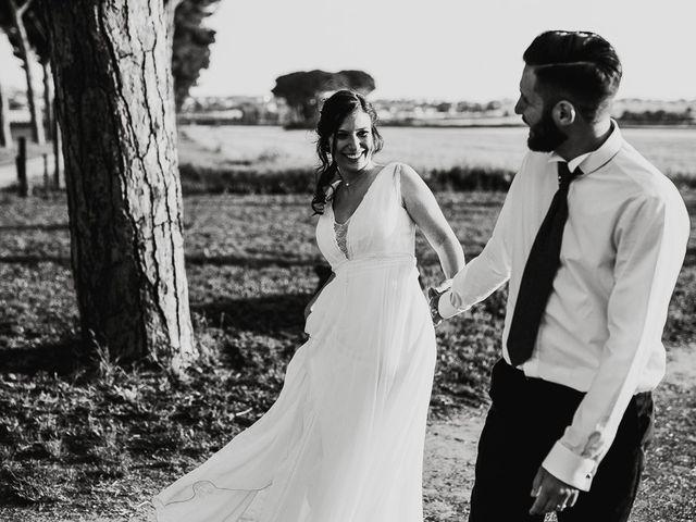 Il matrimonio di Matteo e Sara a Roma, Roma 119
