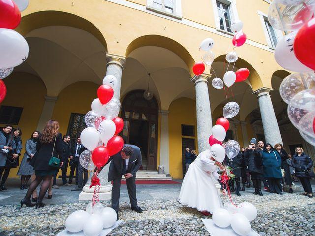 Il matrimonio di Alberto e Rosanna a Como, Como 14
