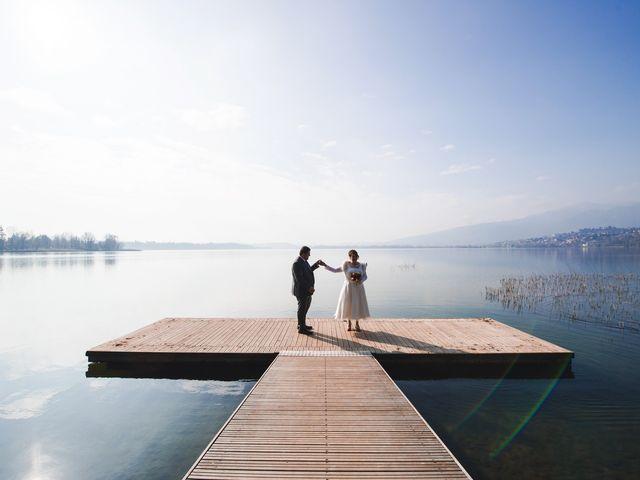 Il matrimonio di Alberto e Rosanna a Como, Como 17