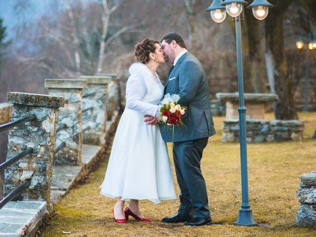Il matrimonio di Alberto e Rosanna a Como, Como 21