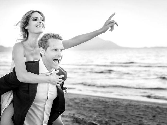 Il matrimonio di Billy e Elena a Bacoli, Napoli 2