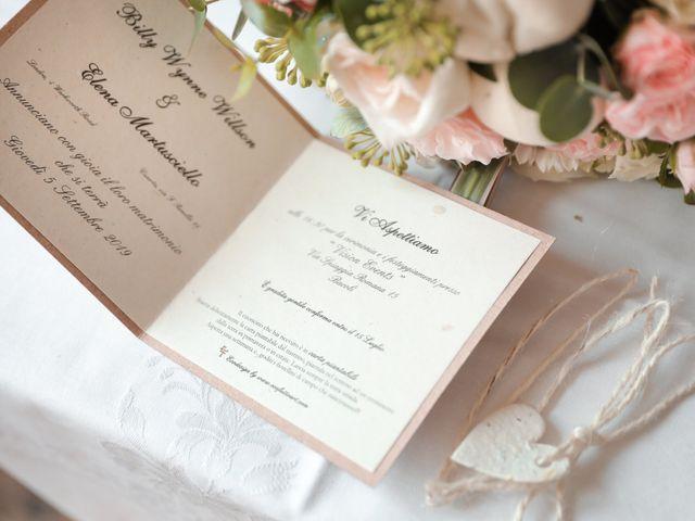 Il matrimonio di Billy e Elena a Bacoli, Napoli 3