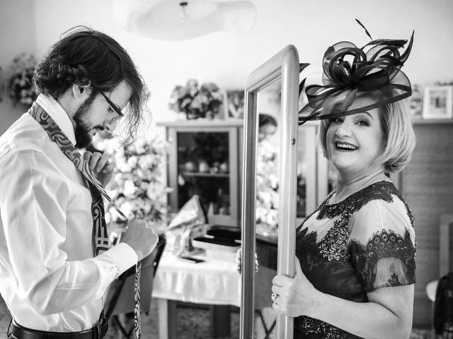 Il matrimonio di Billy e Elena a Bacoli, Napoli 8