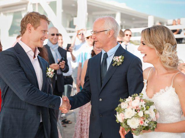 Il matrimonio di Billy e Elena a Bacoli, Napoli 54