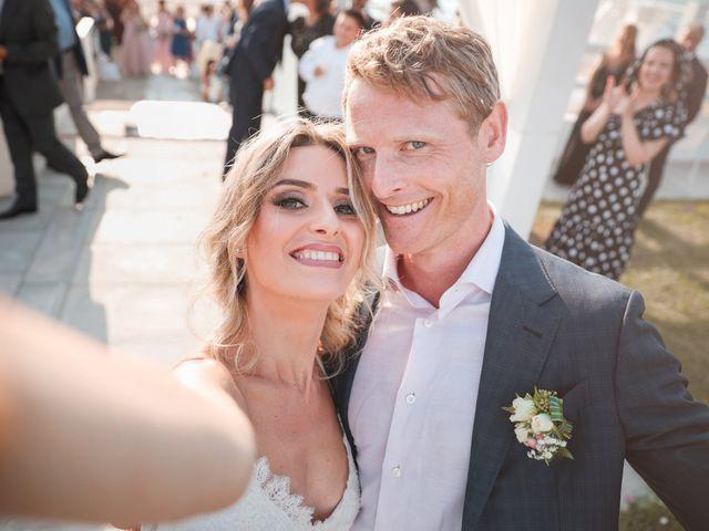 Il matrimonio di Billy e Elena a Bacoli, Napoli 71