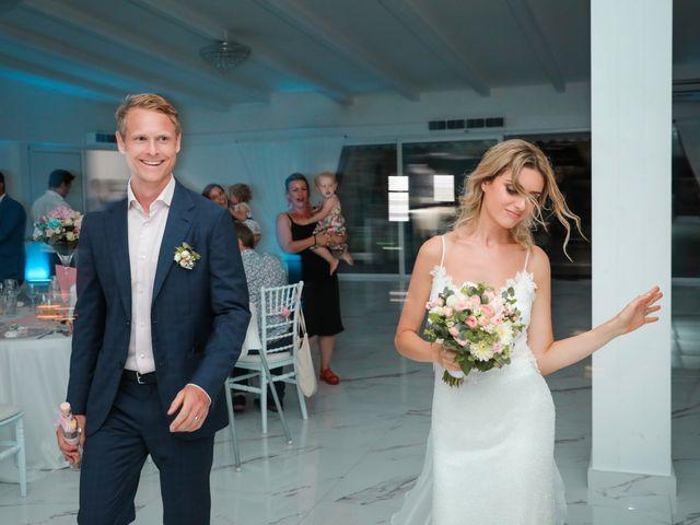 Il matrimonio di Billy e Elena a Bacoli, Napoli 88