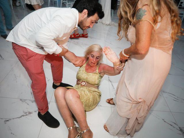 Il matrimonio di Billy e Elena a Bacoli, Napoli 101