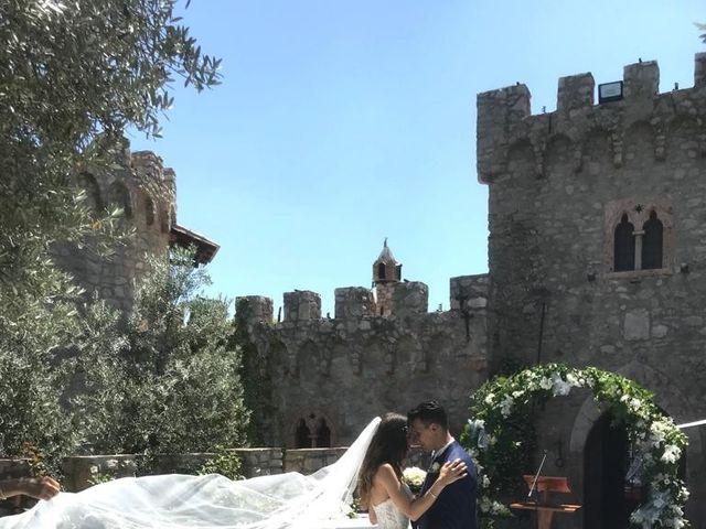 Il matrimonio di Sara e Marco a Casaprota, Rieti 1