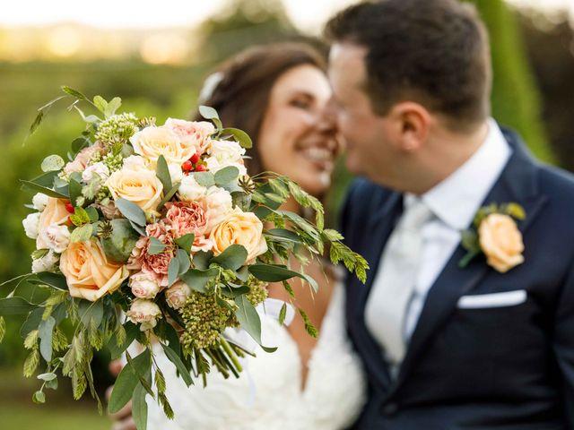 Il matrimonio di Matteo e Lisa a Monticelli Brusati, Brescia 3
