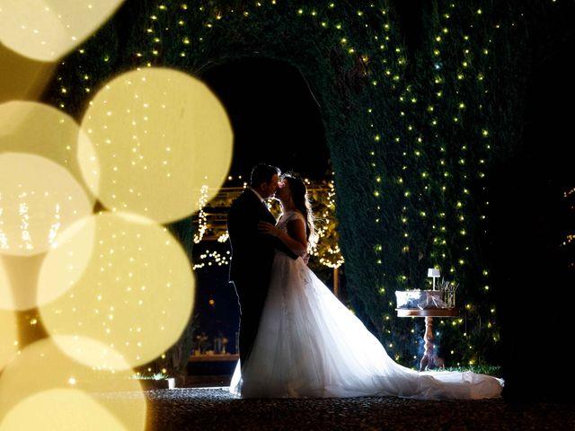 Il matrimonio di Matteo e Lisa a Monticelli Brusati, Brescia 6